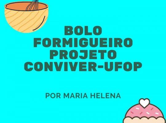 Bolo Formigueiro
